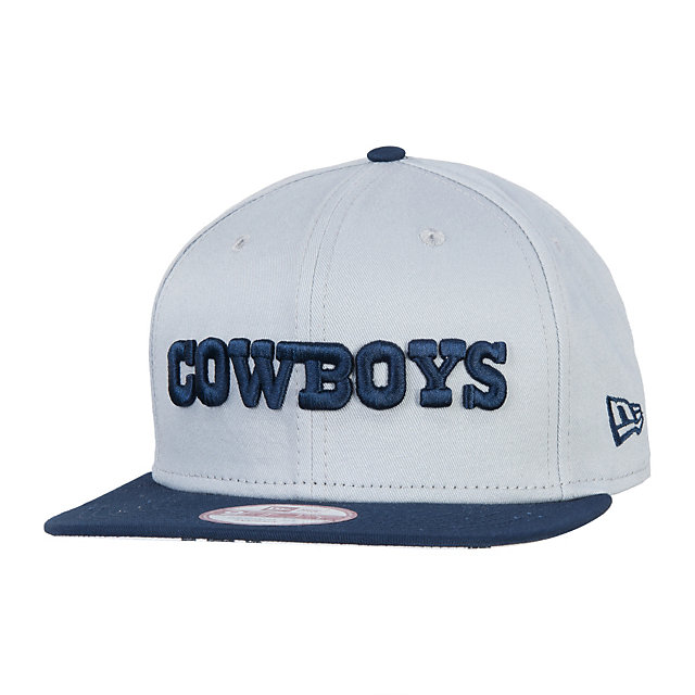 Dallas Cowboys New Era Flip Up Team Redux 9Fifty Cap