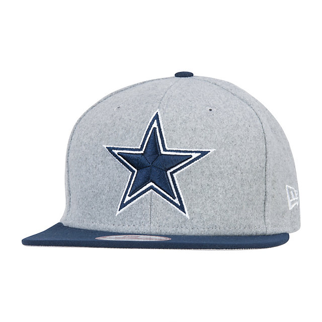 Dallas Cowboys New Era Melt Motion 9Fifty Cap
