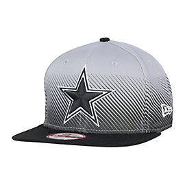 Dallas Cowboys New Era Line Fade 9Fifty Cap