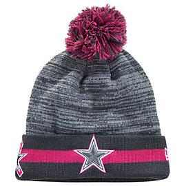 Dallas Cowboys New Era BCA Sport Knit Hat