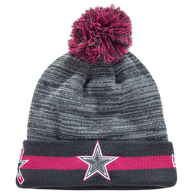 Dallas Cowboys New Era BCA Sport Knit Hat
