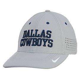 Dallas Cowboys Nike L91 Sideline SwooshFlex Cap