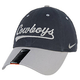 Dallas Cowboys Nike Canvas Heritage 86 Adjustable Cap