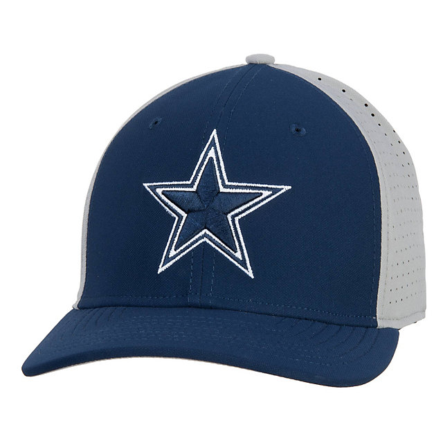 Dallas Cowboys Nike L91 Perforated Swooshflex Cap