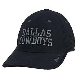 Dallas Cowboys Nike L91 Vapor Bill Adjustable Cap