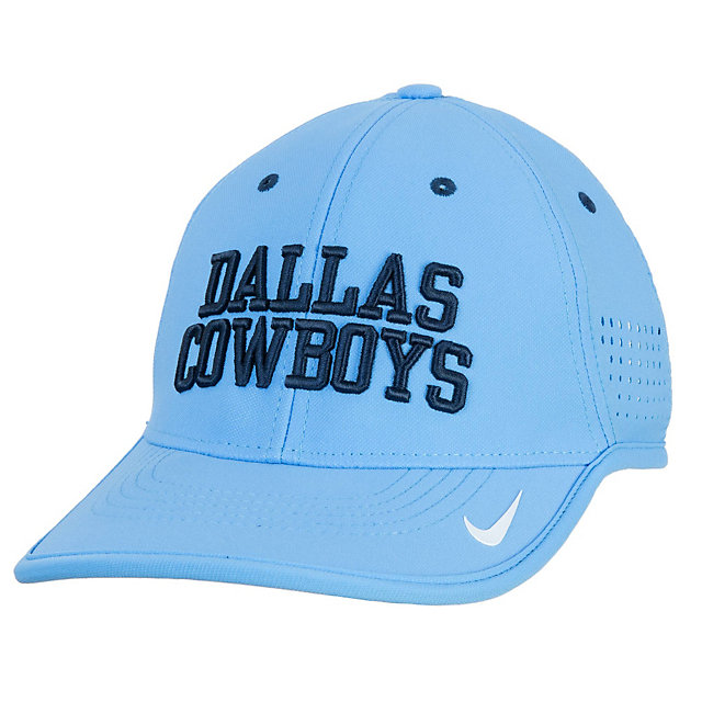 Dallas Cowboys Nike L91 Vapor Bill Adjustable Cap
