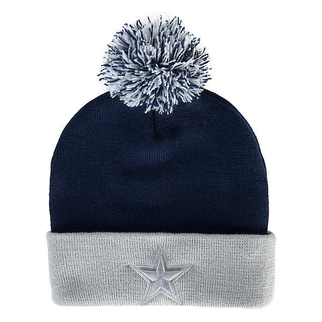 Dallas Cowboys Cedar Knit Hat