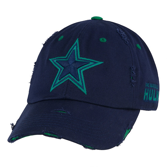 Dallas Cowboys MARVEL Hulk Smasher Cap