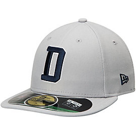 Dallas Cowboys New Era On Field D Low Crown 59Fifty Cap