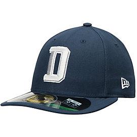 Dallas Cowboys New Era On Field D Low Crown 59Fifty Cap