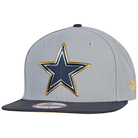 Dallas Cowboys New Era Gold Collection 9Fifty Cap