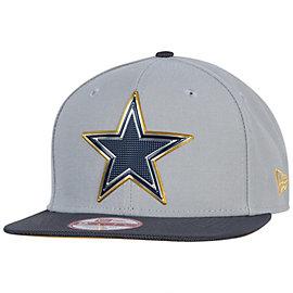 Dallas Cowboys New Era Gold Collection 9Fifty Cap
