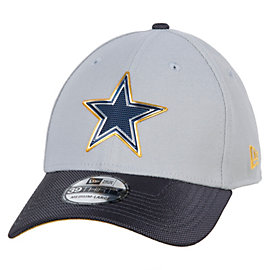 Dallas Cowboys New Era Gold Collection 39Thirty Cap