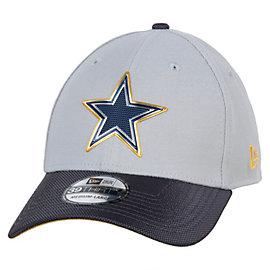 Dallas Cowboys New Era Gold Collection 39Thirty Cap