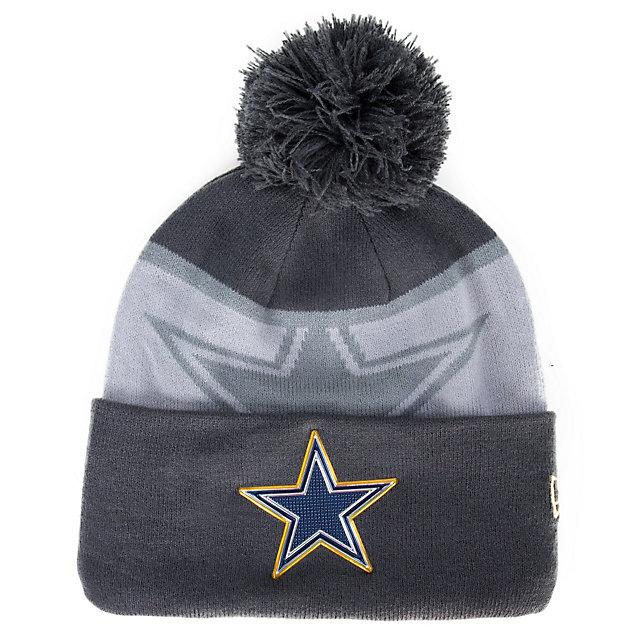 Dallas Cowboys New Era Gold Collection Knit Cap