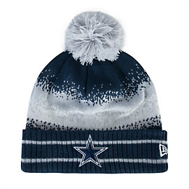 Dallas Cowboys New Era Spec Blend Knit Hat