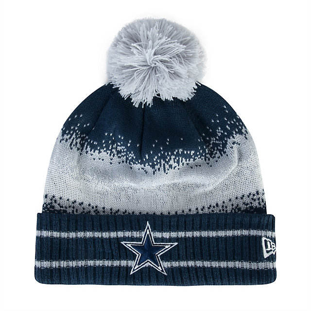 Dallas Cowboys New Era Spec Blend Knit Hat