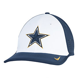 Dallas Cowboys Nike Legacy Vapor Adjustable Cap