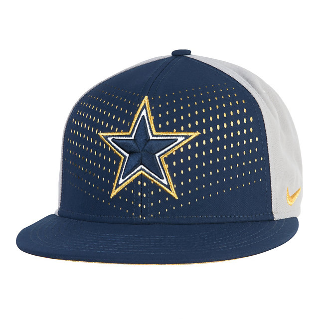 Dallas Cowboys Nike Laser Pulse True Snapback Cap