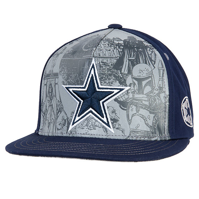 Dallas Cowboys Star Wars Imperial Cap