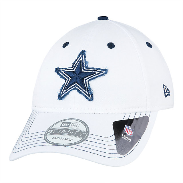 Dallas Cowboys New Era The Burnsy Ladies Cap