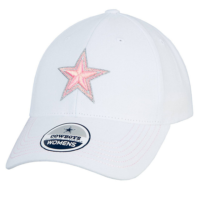 Dallas Cowboys Womens Elizabeth Cap