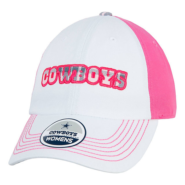 Dallas Cowboys Womens Fashion Cap