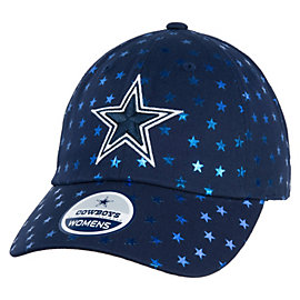 Dallas Cowboys Womens Shimmer Cap