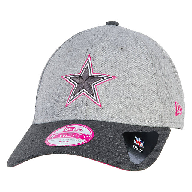 Dallas Cowboys New Era Womens BCA 9Twenty Cap