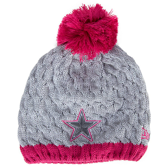 Dallas Cowboys New Era Womens BCA Knit Cap