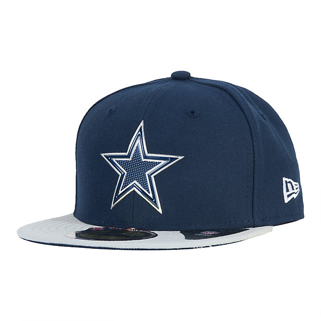 Dallas Cowboys New Era Youth 2015 Onstage Draft 59Fifty
