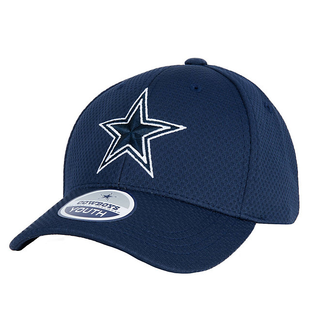 Dallas Cowboys Youth Peak Cap