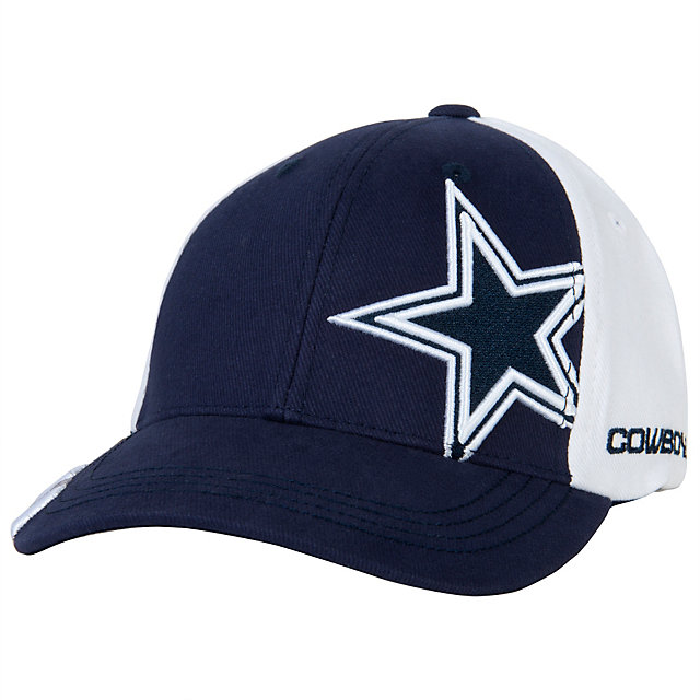Dallas Cowboys Youth Outlined Cap