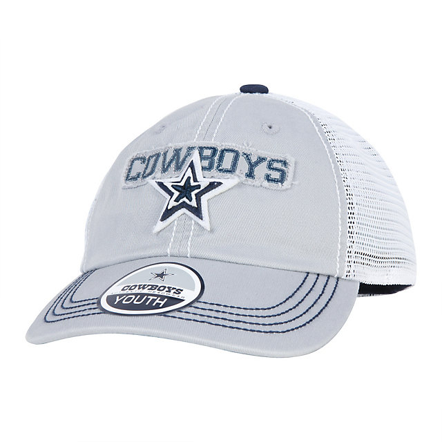 Dallas Cowboys Youth Hardcore Felt Snapback Cap