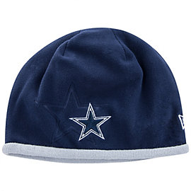 Dallas Cowboys New Era Youth Tech Knit Hat