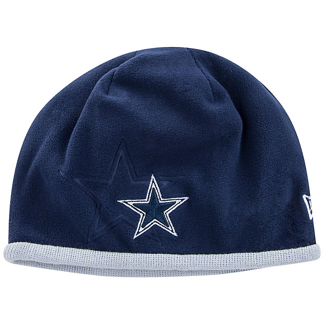 Dallas Cowboys New Era Jr Tech Knit Hat
