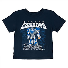 Dallas Cowboys Kids Cowboytron Tee