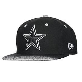 Dallas Cowboys New Era Youth Grad Visor Cap
