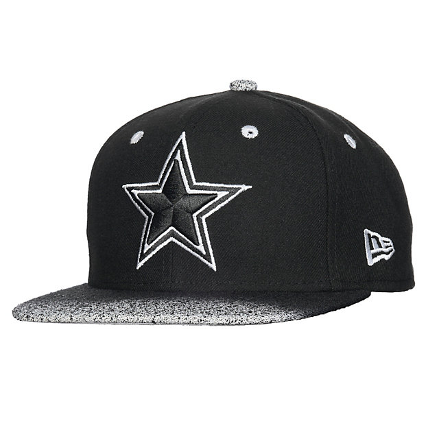 Dallas Cowboys New Era Youth Grad Visor Cap
