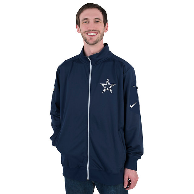 Dallas Cowboys Nike Empower Jacket