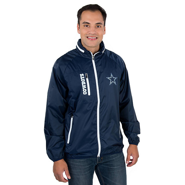 Dallas Cowboys Team Light Weight Jacket