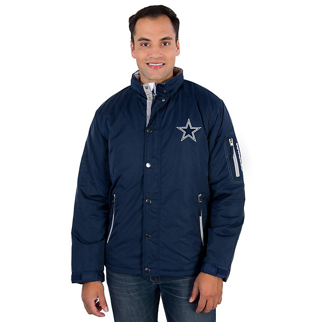 Dallas Cowboys Double Coverage Jacket