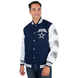 Dallas Cowboys Commemorative Cotton Jacket
