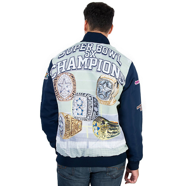 Dallas Cowboys Commemorative Sublimated Jacket