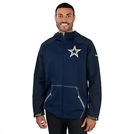 Dallas Cowboys Nike Championship Drive Ultimatum Sphere Jacket