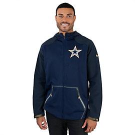 Dallas Cowboys Nike Championship Drive Ultimatum Sphere Jacket