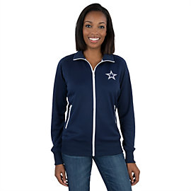 Dallas Cowboys Nike Stadium Classic Track Jacket