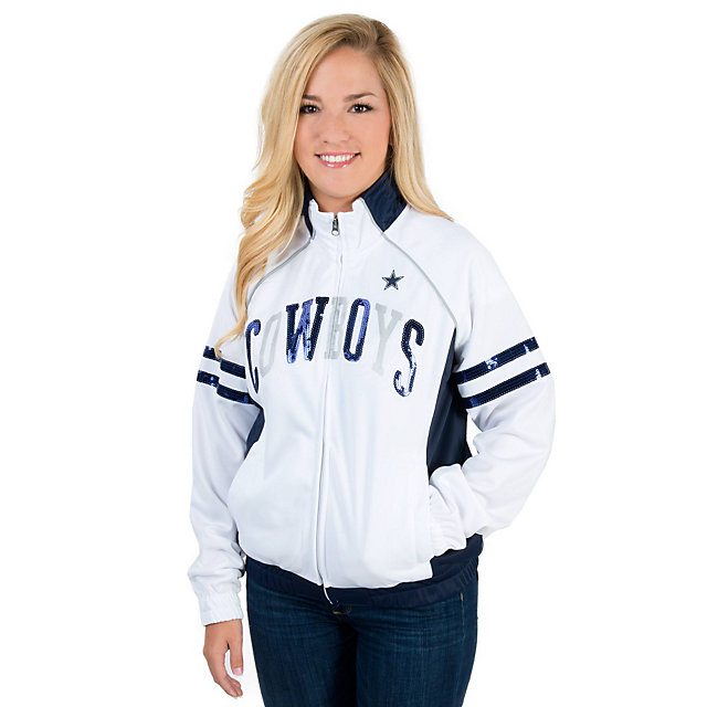 Dallas Cowboys Rookie Track Jacket