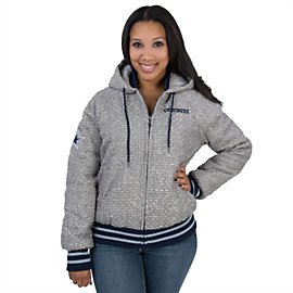 Dallas Cowboys Riot Squad Varsity Jacket