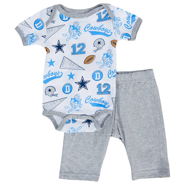 Dallas Cowboys Infant Inspired Set